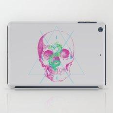 skull dragon iPad Case