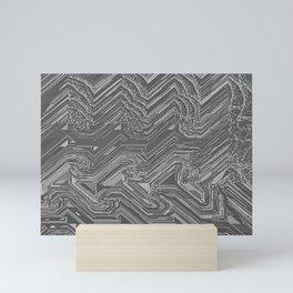 Scrambler Mini Art Print
