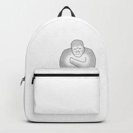 Grumpy Gorilla Backpack