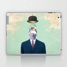 Under the Bowler Laptop & iPad Skin