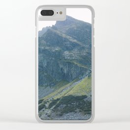 Luz del alba Clear iPhone Case