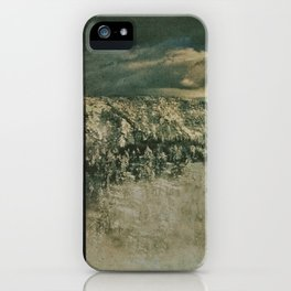Big Bear iPhone Case