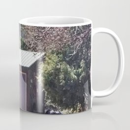 A Little Mountain Paradise Coffee Mug