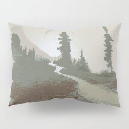 FOGGY MOUNTAIN TRAIL Pillow Sham