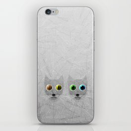 CrazyCats iPhone Skin