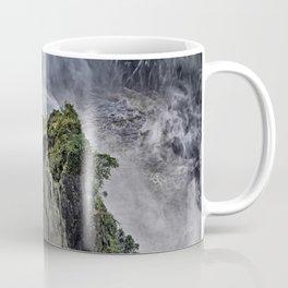 Chaotic water view Coffee Mug