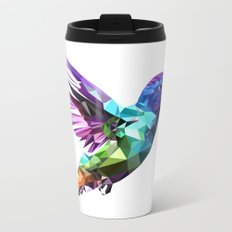 Little humming bird Metal Travel Mug