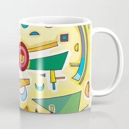 Abstract Composition 2 Coffee Mug