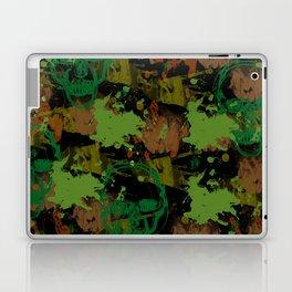 camo skulls Laptop & iPad Skin