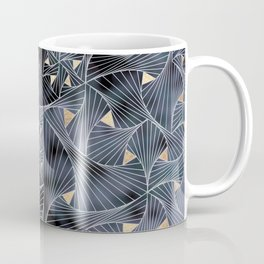 Reverie (in Grey and Gold) Coffee Mug