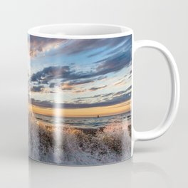 Sunrise Breaking Coffee Mug
