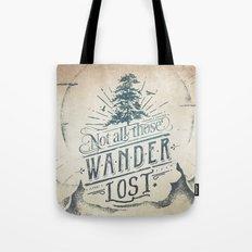 Im a wanderer Tote Bag