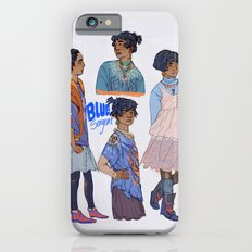 Blue Sargent iPhone 6s Slim Case