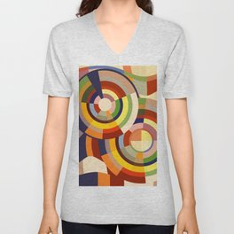 Colour Revolution SEVEN Unisex V-Neck