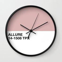 allure Wall Clock