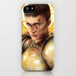 The Maid of Orléans iPhone Case