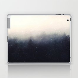ghosts of my past Laptop & iPad Skin