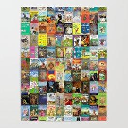 Children's Books Poster