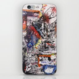 Foreign Objects iPhone Skin