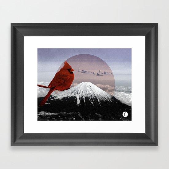 Mountain Song Framed Art Print