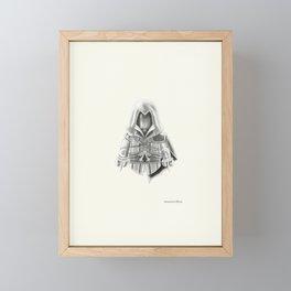The Assassin Framed Mini Art Print
