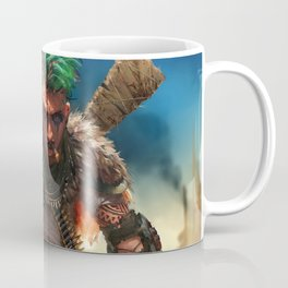Mad Maxine Coffee Mug