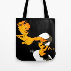 Dragon Season Tote Bag