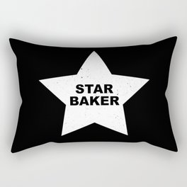 Star Baker Rectangular Pillow