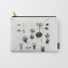 succulents iv Carry-All Pouch