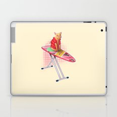 Hoverboard Cat Laptop & iPad Skin