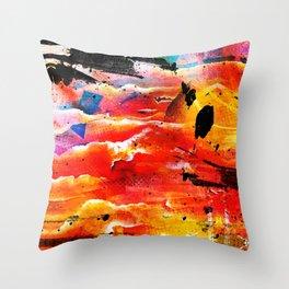 Abstract art #1 Throw Pillow