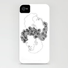 Between Poles II iPhone (4, 4s) Slim Case