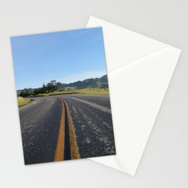 CA Road Stationery Cards