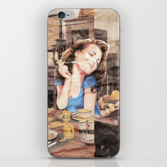 delicious iPhone & iPod Skin
