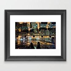 Skydeck III Framed Art Print