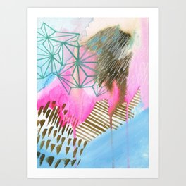 the equinox II Art Print