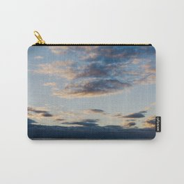 sunset at bark bay I Carry-All Pouch