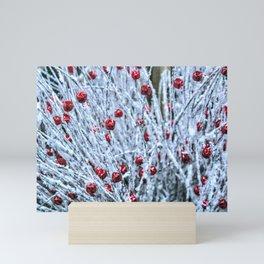 Jingle Snow Bells Mini Art Print