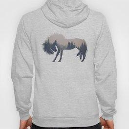 Woodland Horse Hoody