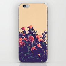 Flor iPhone & iPod Skin