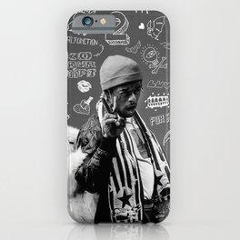 Lil Uzi Luv is Rage iPhone Case