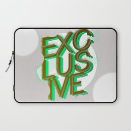 #exclusive Laptop Sleeve