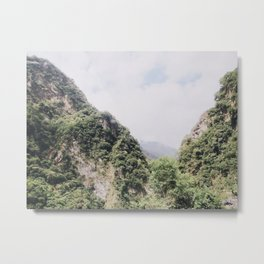 Taroko Metal Print