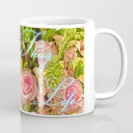 Thug Life Roses Coffee Mug