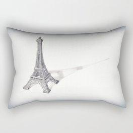 Eiffel Tower Rectangular Pillow