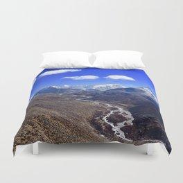 Himalayan Valley Duvet Cover