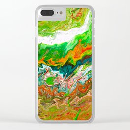 Vibrance Clear iPhone Case