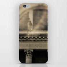 Dedicated to Art iPhone & iPod Skin