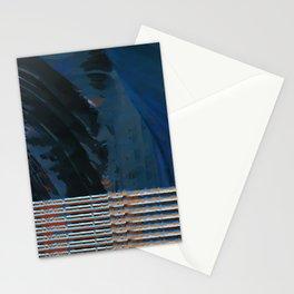 landscape collage #26 Stationery Cards