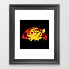 Pikaiju Framed Art Print